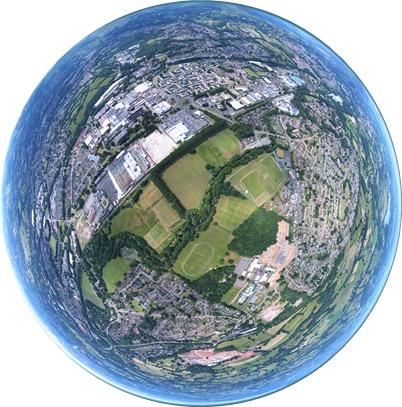 世界は狭くなってきているが、地球はまだまだでかい!