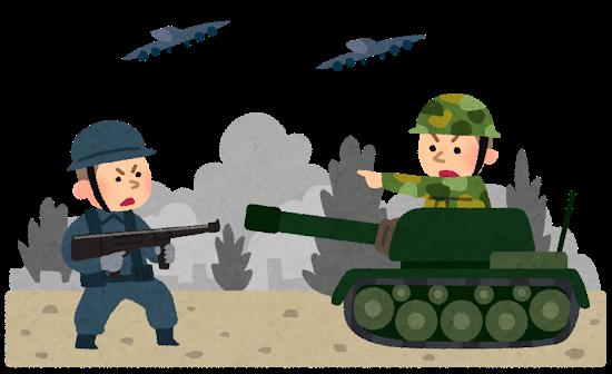 第二次世界大戦沖縄上陸