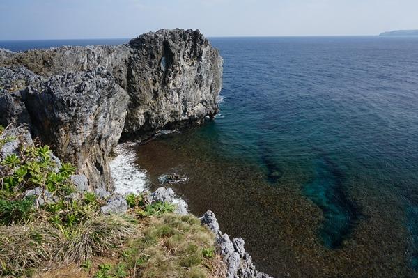 沖縄最北端 辺戸岬