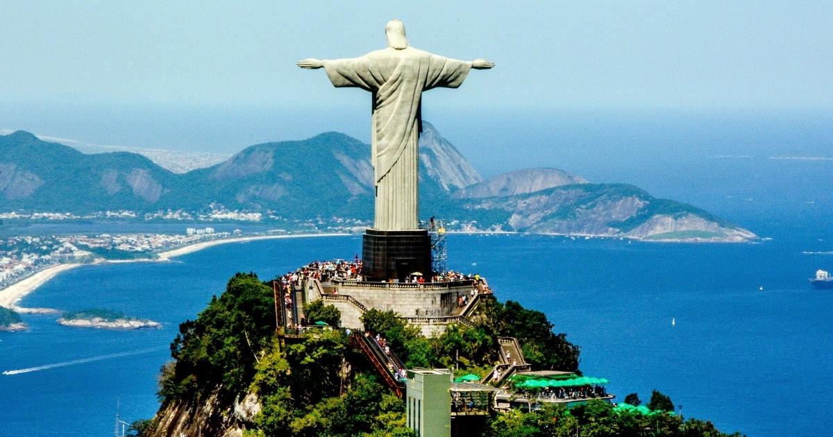 海外出張でお世話になった地球の歩き方との出会いブラジル